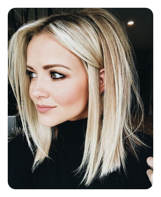 66 Beautiful Long Bob Hairstyles With Layers For 2020 - Style Easily