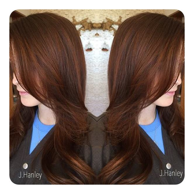 81 Red Hair With Highlights Ideas That You Will Love Style Easily