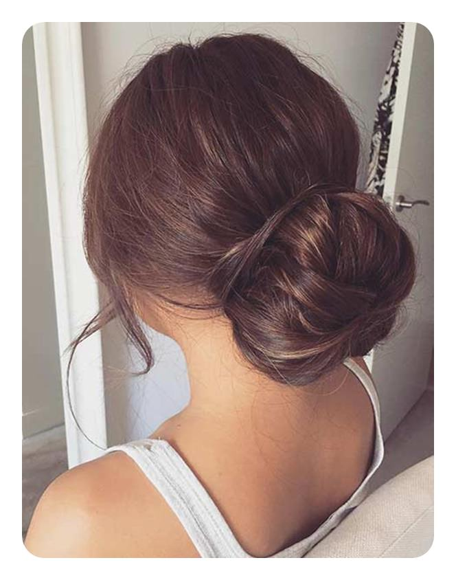 87 Easy Low Bun Hairstyles And Their Step By Step Tutorials Style