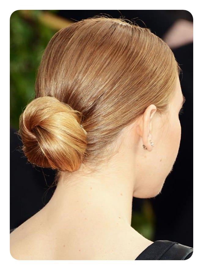 87 Easy Low Bun Hairstyles And Their Step By Step