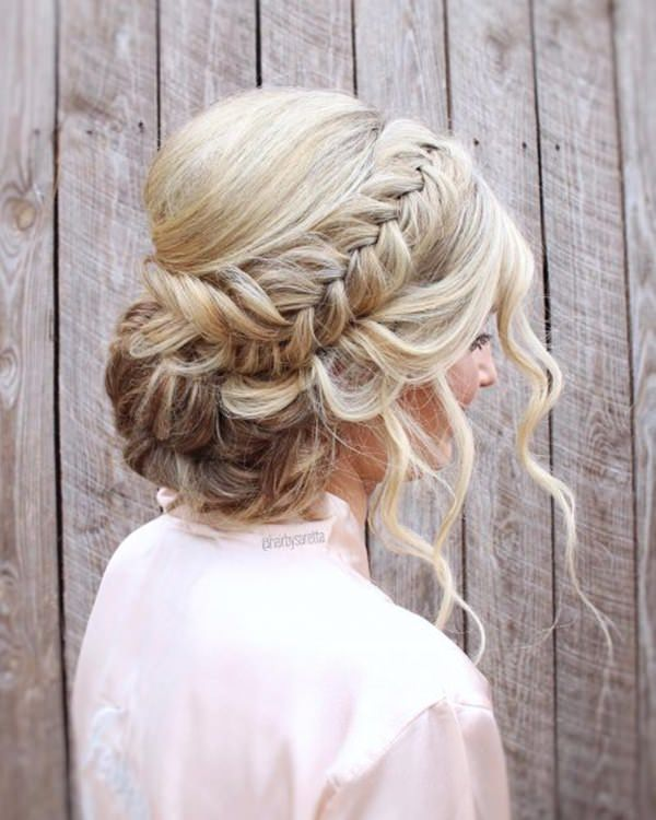 Wedding Updos For Long Hair In Style