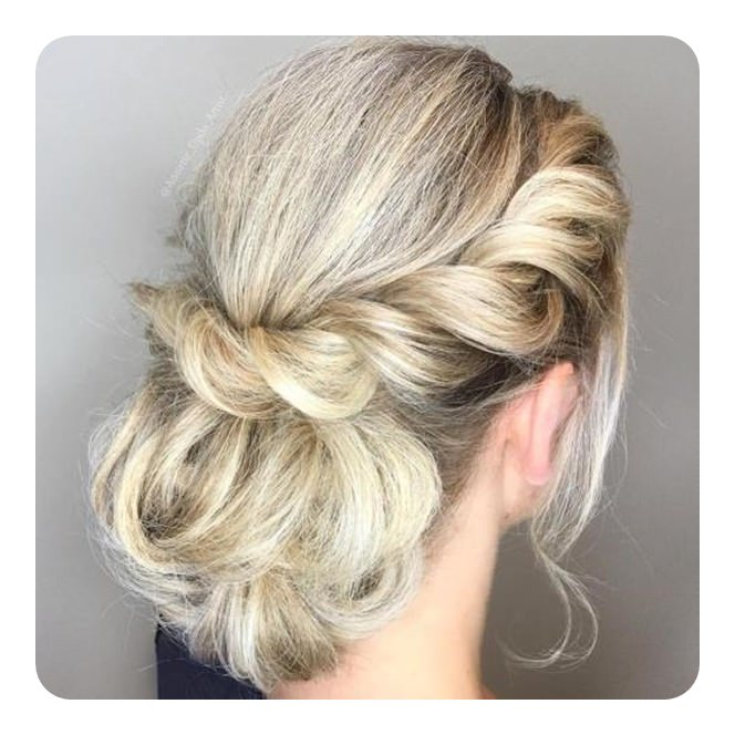 low-bun-hairstyles