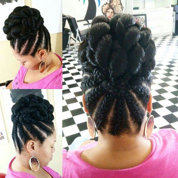 101 Easy Braided Updo Hairstyles In 2019 Style Easily