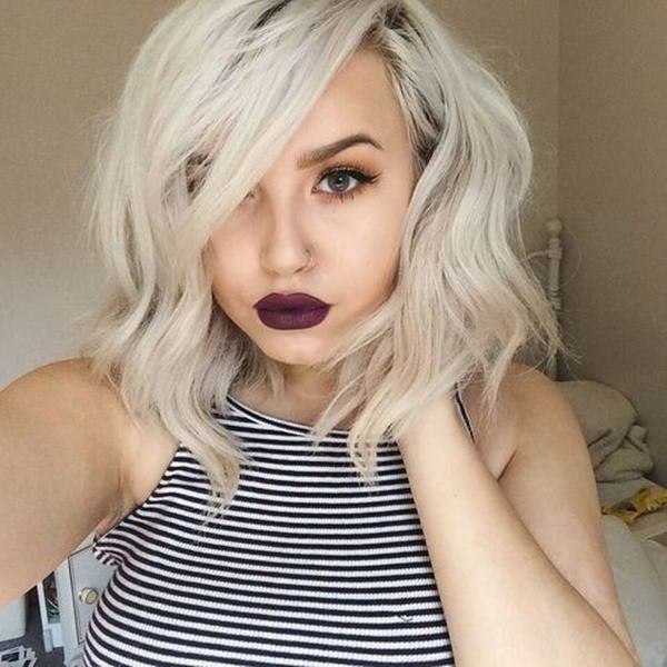 110 Shades Of Platinum Blonde Color To Die For Style Easily