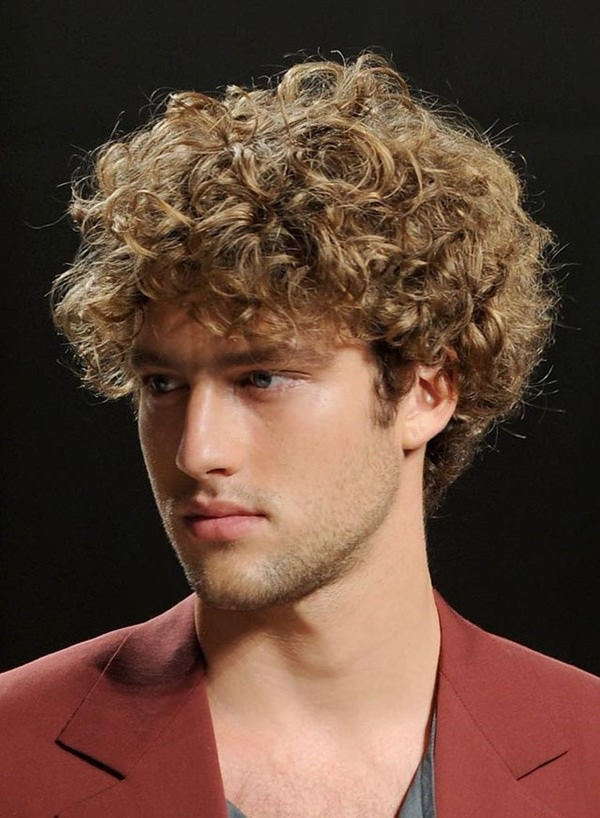101 Hairstyles For Guys With Curly Hair 2020 Style Easily