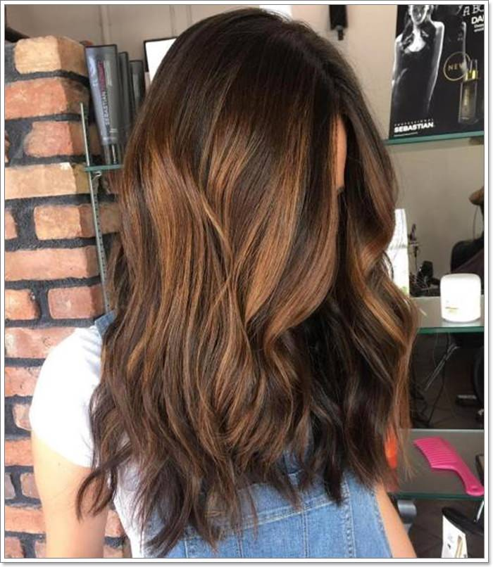 120 Gorgeous Caramel Balayage For Girls Style Easily