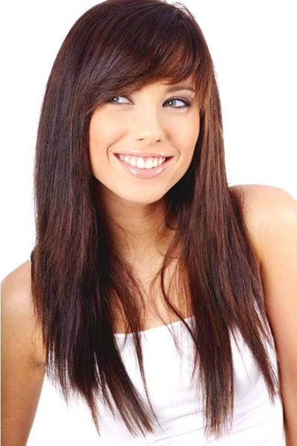 101 Classic Side Swept Bangs For Every Type Of Hair Style Easily