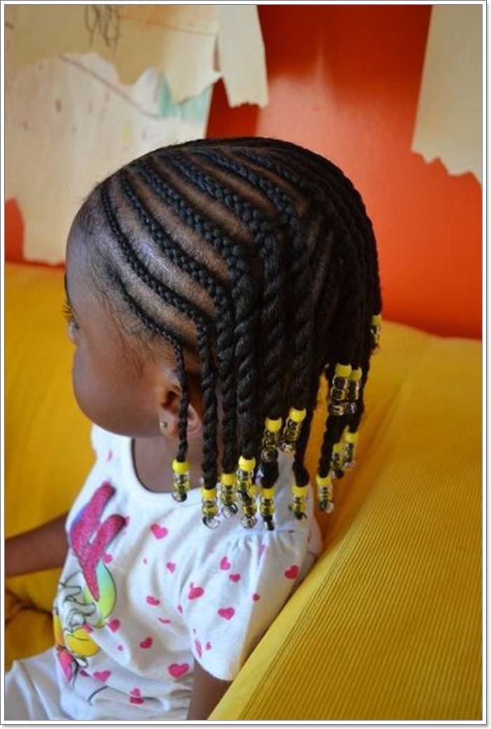 Outstanding 104 Braid Hairstyles For Kids You Will Love On Your Baby Natural Hairstyles Runnerswayorg