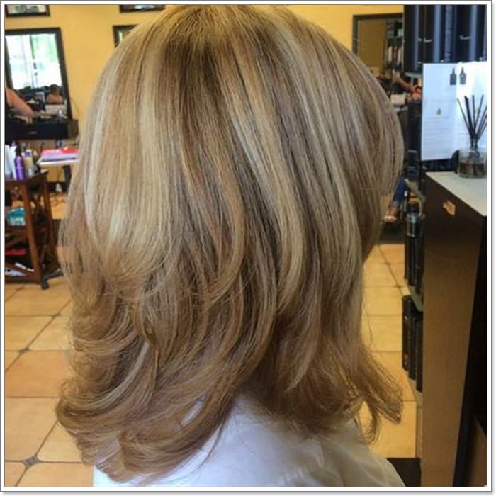 Long Hair Cuts For Women Over 40 72