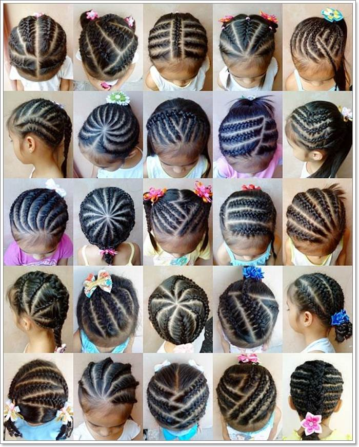 104 Braid Hairstyles For Kids You Will Love On Your Baby