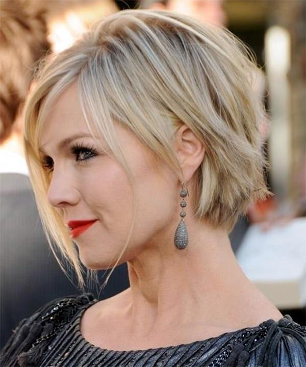 104 Hairstyles For Square Faces That Are Celebrity Approved