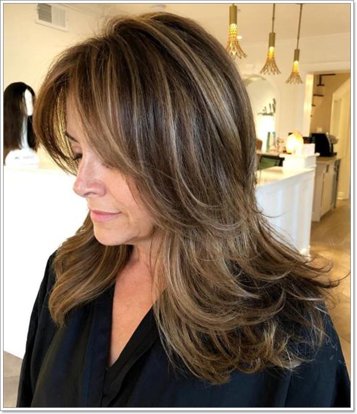 Hairstyles For Women Over 40 That Have
