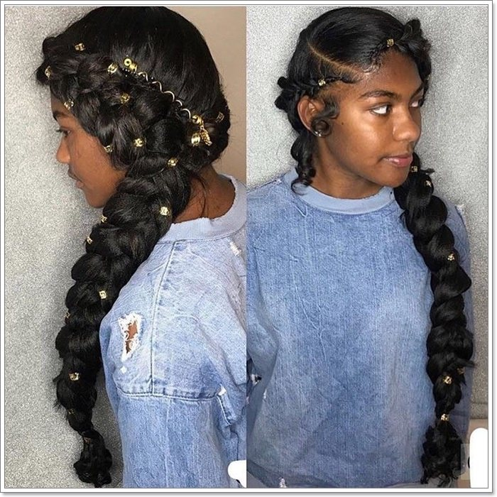 Sensational 104 Hairstyles For Black Girls That You Need To Try In 2019 Schematic Wiring Diagrams Amerangerunnerswayorg