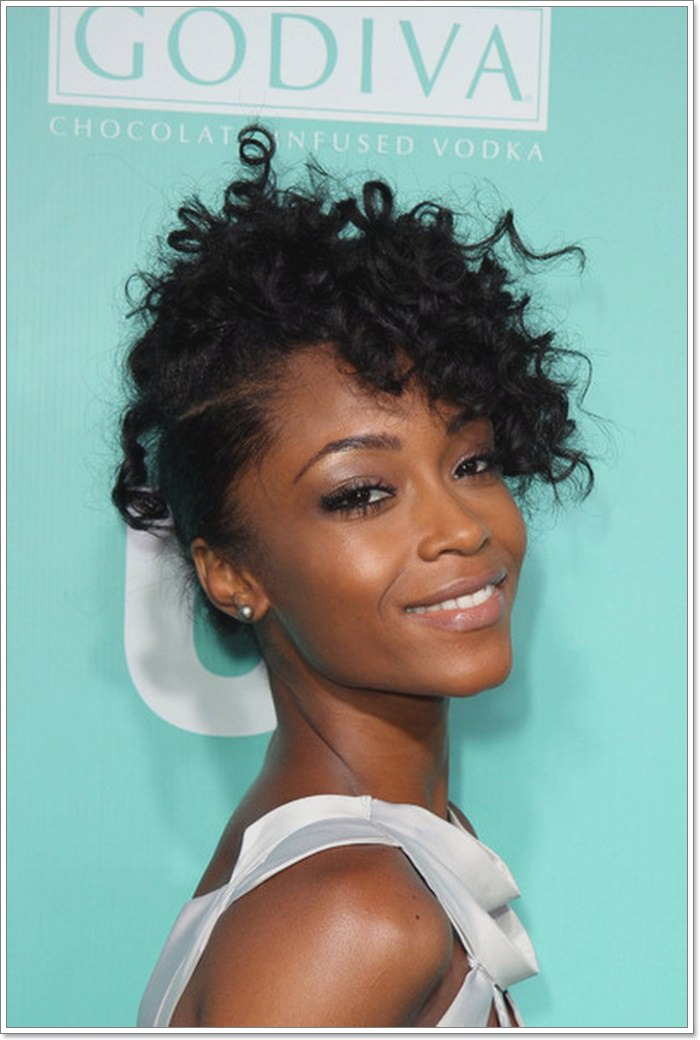 Black girls hairstyles 2020 Baospace.com