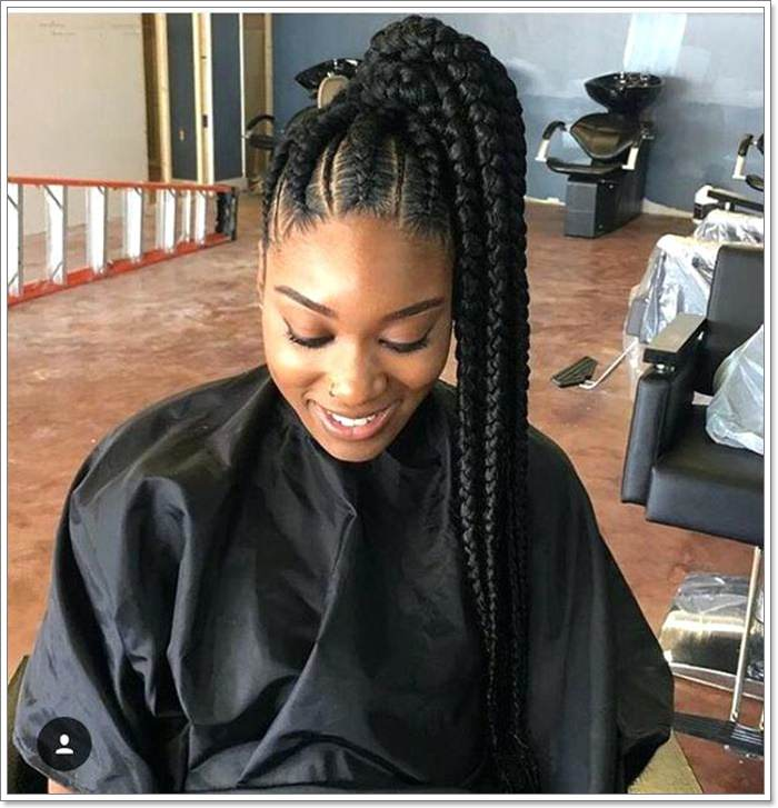 Terrific 104 Hairstyles For Black Girls That You Need To Try In 2019 Natural Hairstyles Runnerswayorg