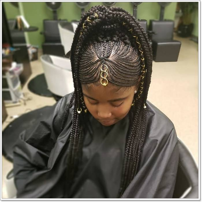 104 Hairstyles for Black Girls That You Need To Try in 2019!